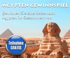 Ägypten Gewinnspiel