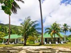 Seychellen günstig im Chalet Anse Forbans Guest House - sogar aus dem Urlaube kann man per Internet alle erreichen.