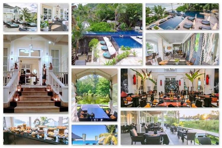 Banyan Tree Seychellen Hotel
