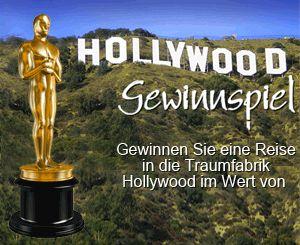 Hollywood Gewinnspiel Reise