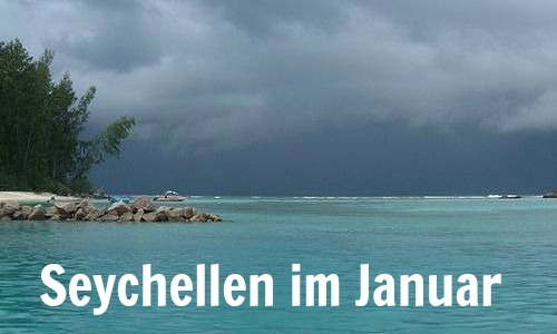 Wetter Seychellen im Januar