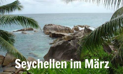Wetter Seychellen im März