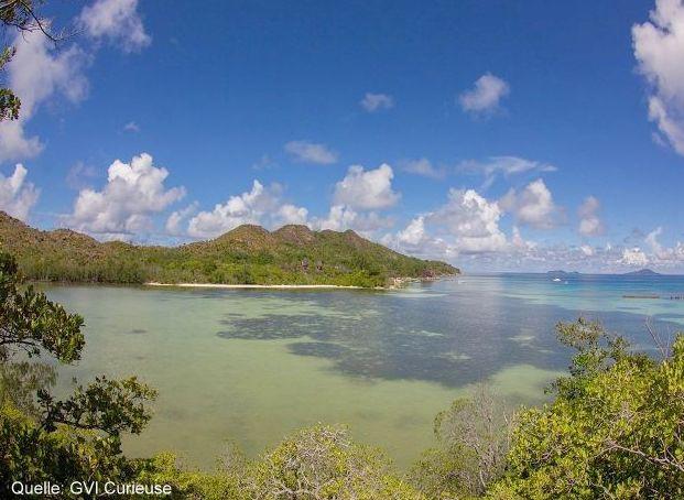 Schildkröteninsel Curieuse
