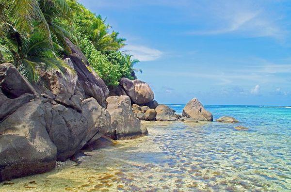 ebbe und flut, die gezeiten auf den seychellen