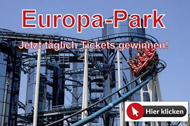 Europa Park Tickets Gewinnen